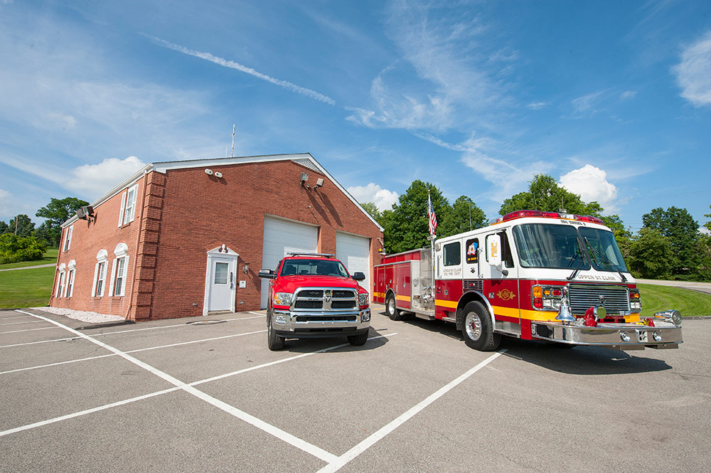 USCVFD Station 2 Front View 2