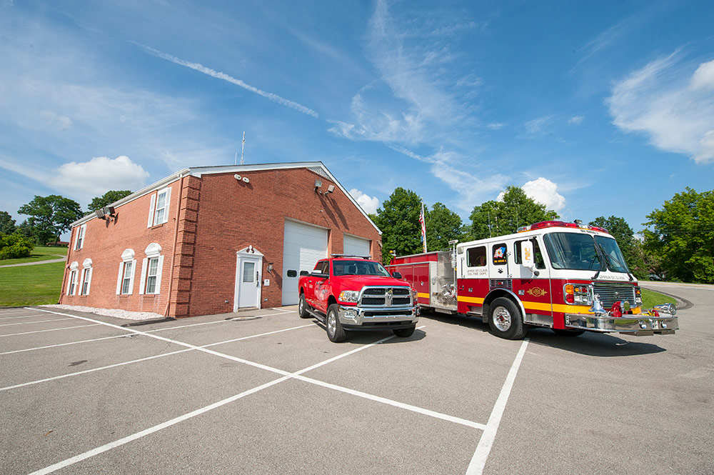 USCVFD Station 2 Wide View