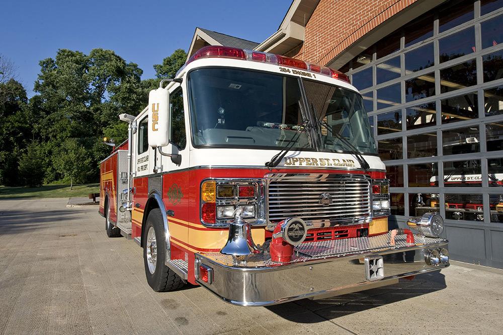 Upper St. Clair 284 Engine 1