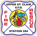 Upper Saint Clair Volunteer Fire Department Logo